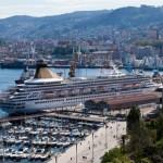 Vigo como importante puerto de cruceros