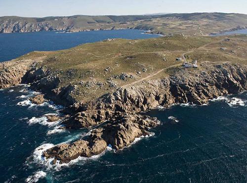 Faro Cabo Touriñan, vista
