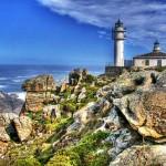 """""""O Centolo"""" y Faro del Cabo Touriñán"""
