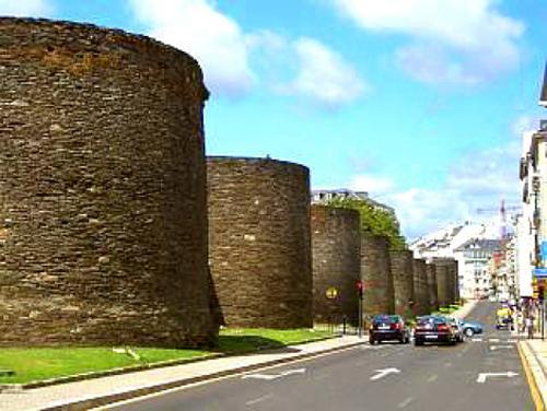 Lugo muralla 2