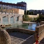 As Burgas, ruta de aguas termales en Ourense