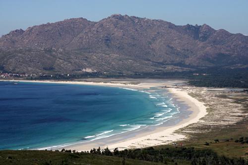 Rias altas playa-carnota