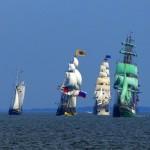 Tall Ships Races 2012 en La Coruña