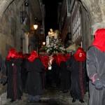La antigua Semana Santa de Viveiro