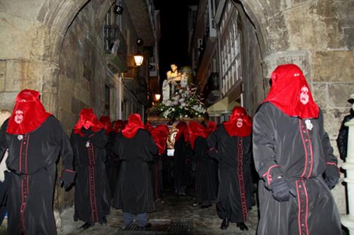 Viveiro, Semana santa, Cofrades