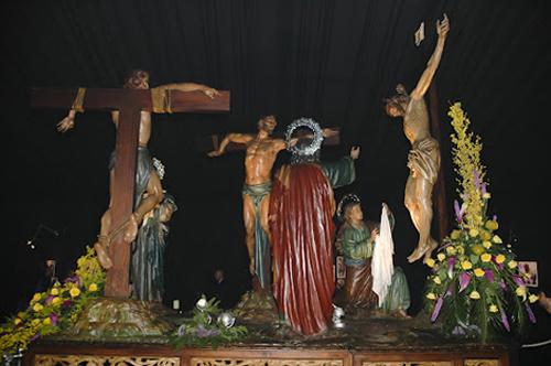 Viveiro, Semana santa, pasos