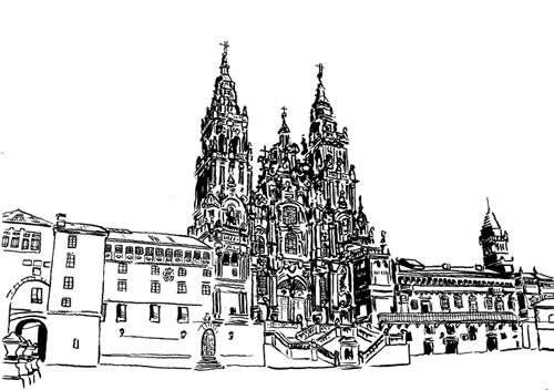catedral-de-santiago-de-compostela