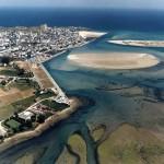 El municipio costero de Foz, en Lugo