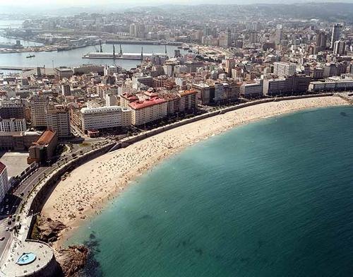 Ciudad señorial de La Coruña