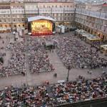 Fiestas de María Pita 2015 hasta el 30 de agosto