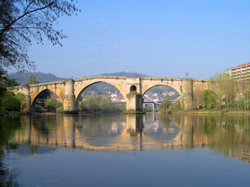 ourense puente romano