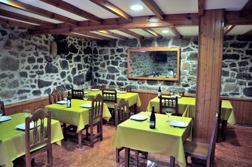 restaurante galicia rural