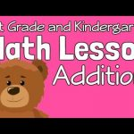 Adding Zero | First Grade and Kindergarten Addition Math Lessons