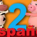 El número 2 | Canciones infantiles | LittleBabyBum