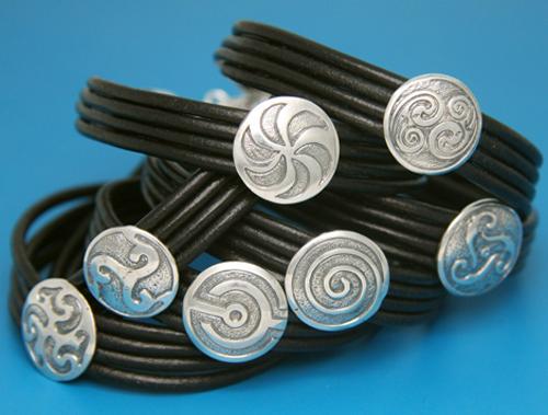 Celtas en galicia, pulseras