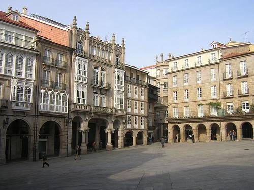 ourense plaza-mayor