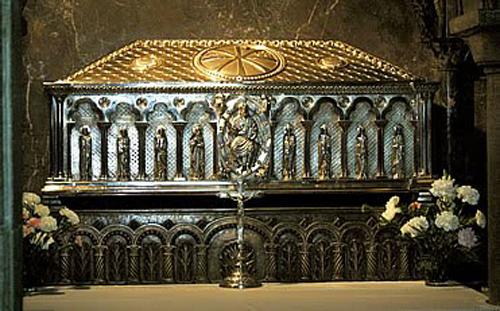 santiago sepulcro