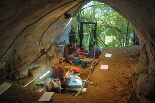 yacimiento arqueologico eiros